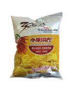 Shanxi 300Stk. Hirsenkruste Chilli Geschmack 60g