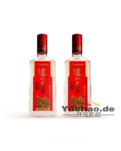 Luzhou Laojiao TeQu Chinesischer Branntwein 52% 2*500ml