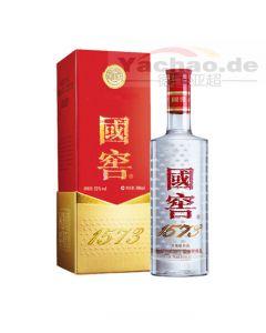 Luzhou Laojiao 1573 Chinesischer Branntwein 52% 500ml