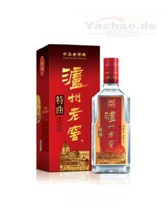 Luzhou Laojiao TeQu Chinesischer Cocktail 52% 500ml