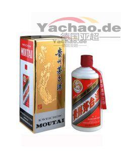 Kweichou Moutai Reiswein 53% 500ml
