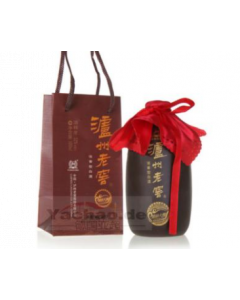 "Luzhou Laojiao Antique Edition ""Zisha Daqu"" 5*100ml"