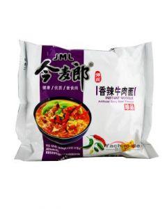 JML Instant Nudeln pikante Rindfleischsuppe Geschmack 109g