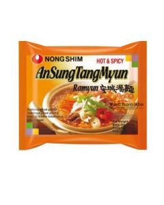 Nong Shim Instant Nudeln AnSungTangMyun 120g