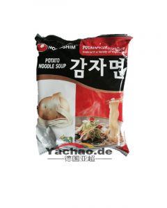 Nong Shim Instant Kartoffelnudeln 117g