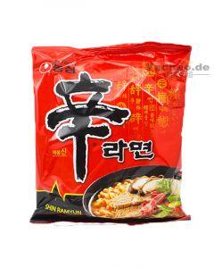 Nong Shim Shin Ramen scharfer Geschmack 120g