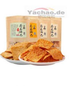 Wolong Knusprige Kruste mit Fünf-Gewürzen-Pulver Geschmack 100g