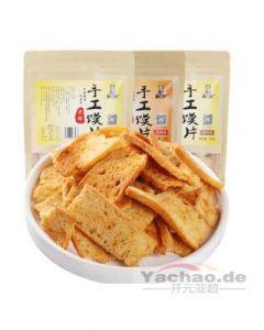 Wolong gedünstete Brotscheiben mit scharfem Geschmack 138g