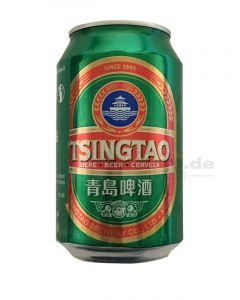 Tsingtao Bier 4.7% 330ml