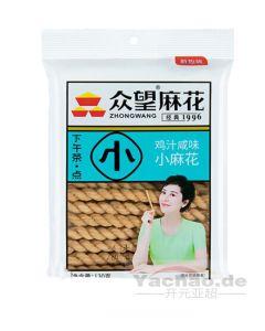 ZhongWang Kringel-Kekse mit Hähnchengeschmack 130g