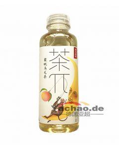 Nongfu Spring Pfirsich- & Oolongteegetränk 500ml