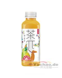Nongfu Spring Pampelmuse- & Grünteegetränk 500ml