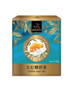 AWAStea Milchtee mit Toffee Geschmack 6*27.5g